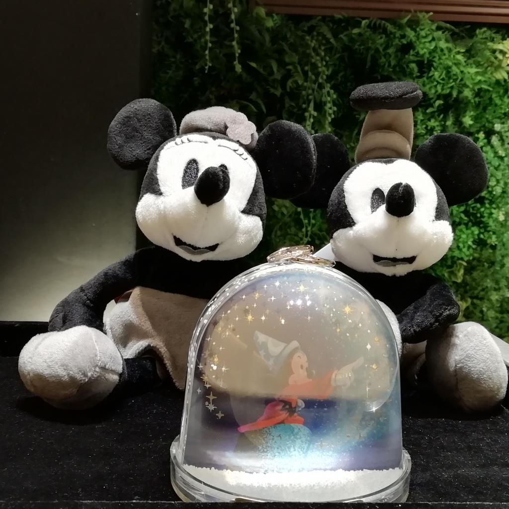 ディズニーファンタジアミッキー結婚指輪大阪7