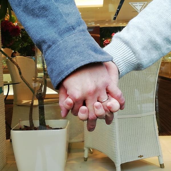 Disney FANTASIAディズニーファンタジアの結婚指輪のご成約(大阪市東住吉区)