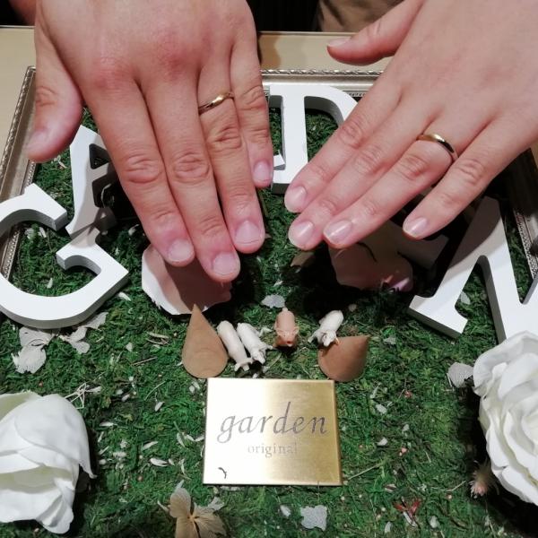 大阪 心斎橋 結婚指輪