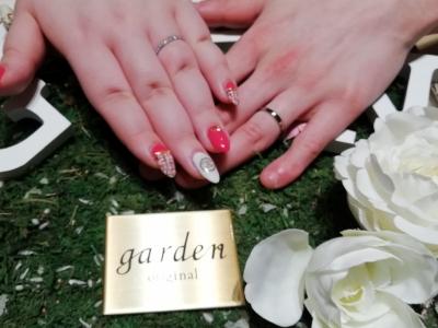 輝彩の結婚指輪のご成約(大阪府東大阪市)