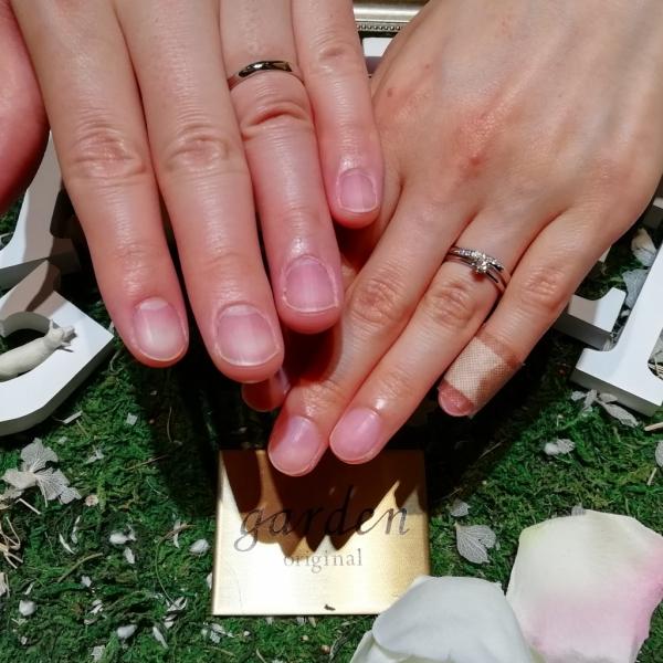 Mariage  マリアージュ 結婚指輪