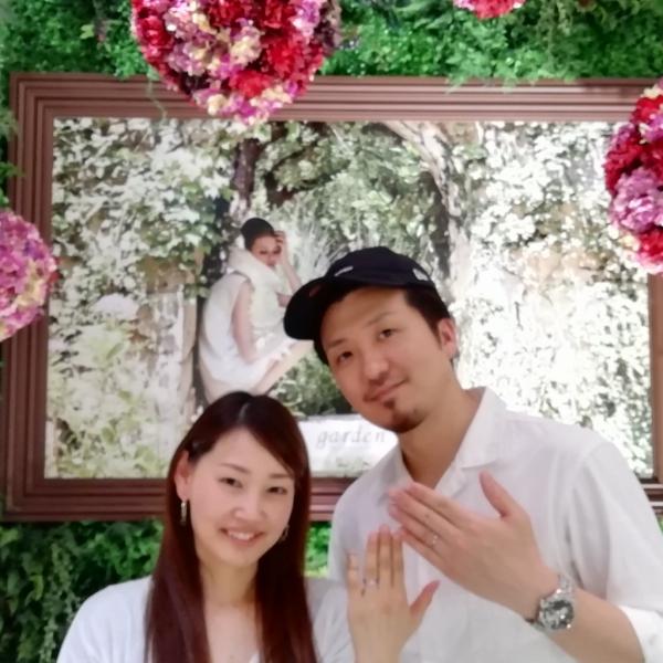 心斎橋 結婚指輪