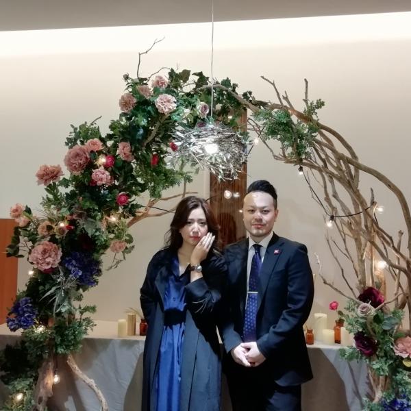 大阪市浪速区 婚約指輪
