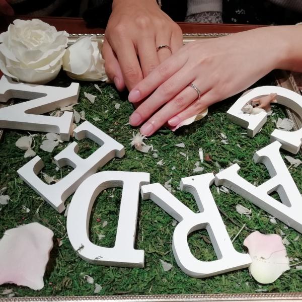 いろのは 彩乃端 結婚指輪