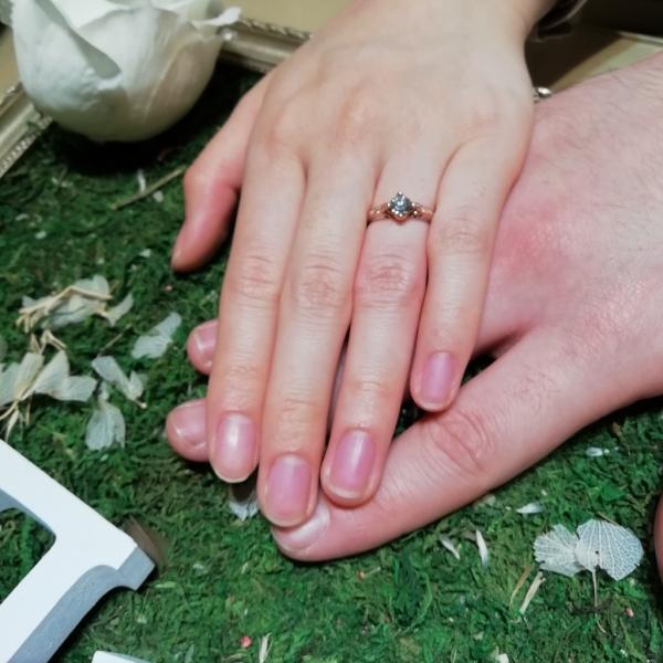 Lapage ラパージュ 婚約指輪