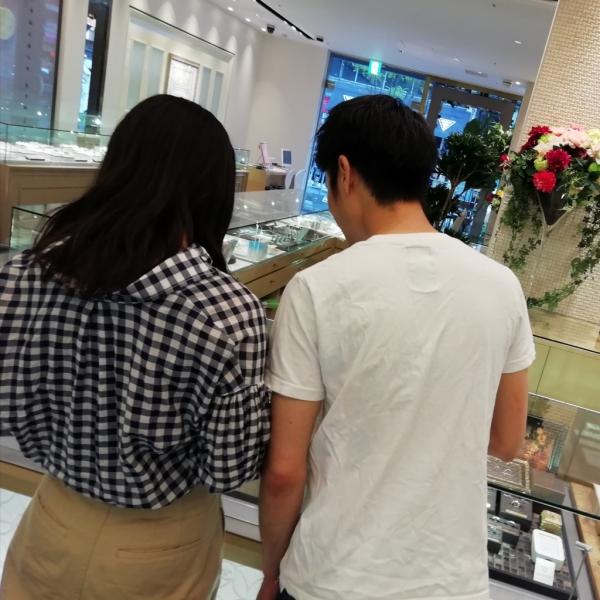 大阪 奈良 婚約指輪