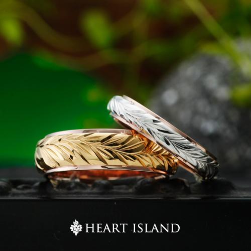 ハートアイランド結婚指輪大阪