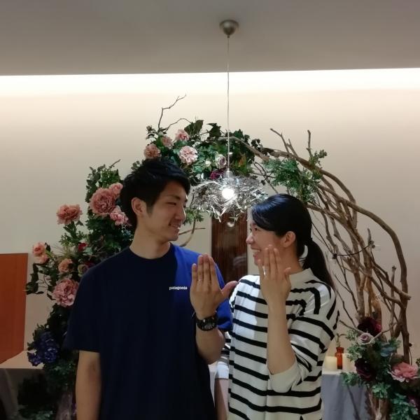 nocruノクル 結婚指輪