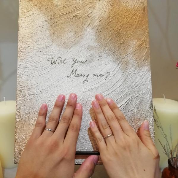 松原市 結婚指輪