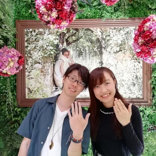 RosettE  ロゼット 結婚指輪