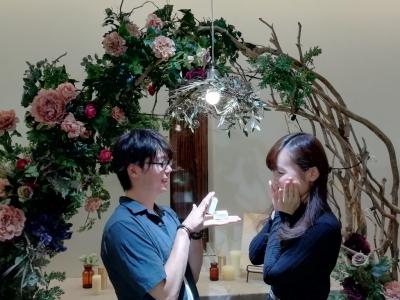 RosettEロゼットの結婚指輪ご成約(大阪府枚方市)