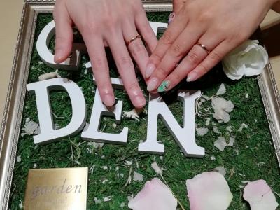 FISCHERフィッシャーの結婚指輪ご成約の方(大阪府東大阪市 大阪市東住吉区)