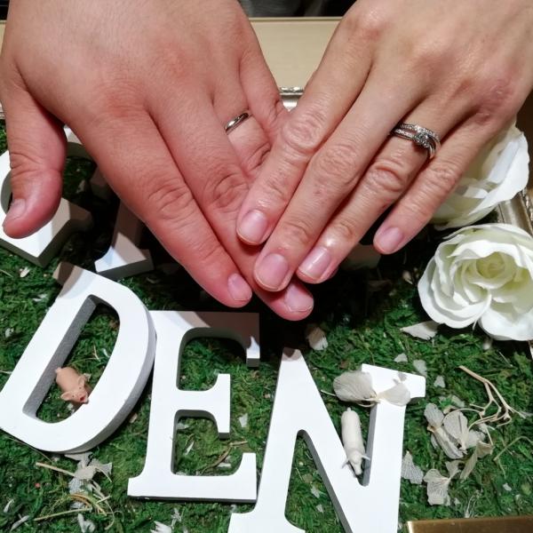 なんば 結婚指輪