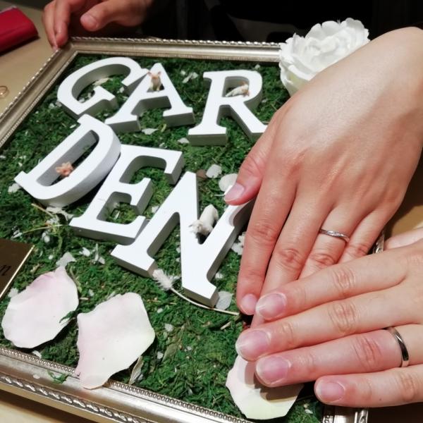 マリアージュ 結婚指輪
