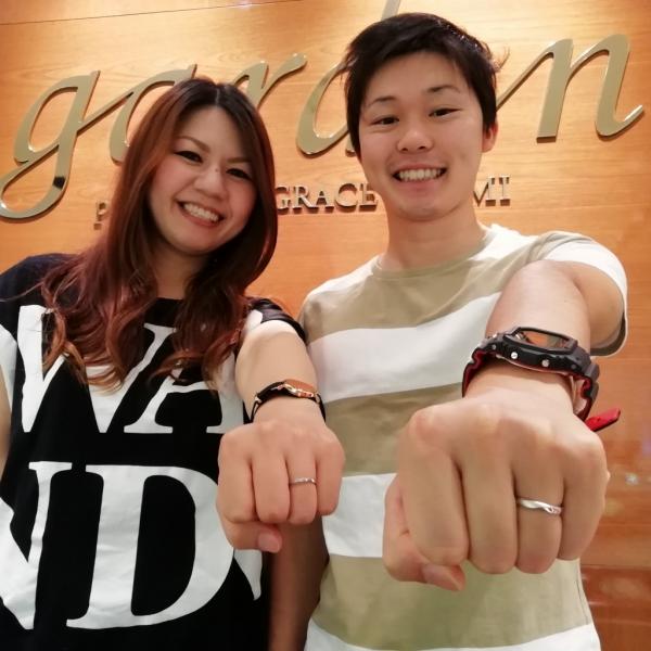 奈良県 結婚指輪