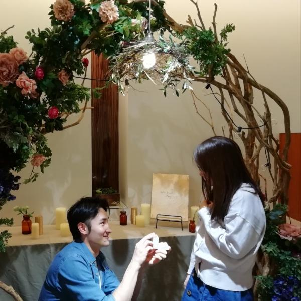 フィッシャー結婚指輪大阪17