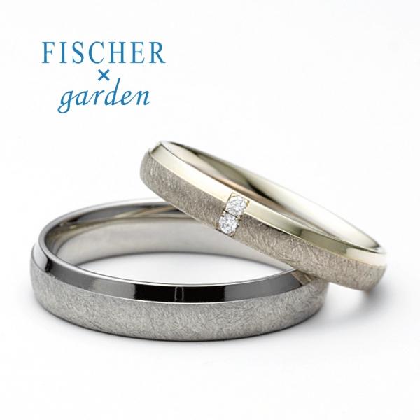 FISCHERフィッシャーとgardenのコラボリング6