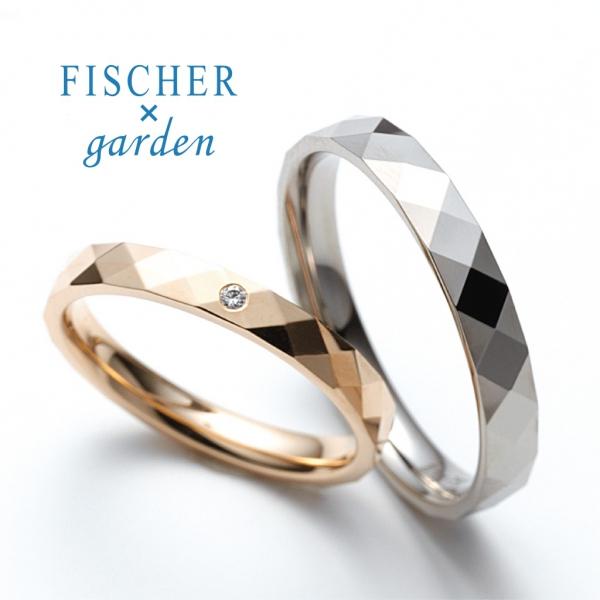 FISCHERフィッシャーとgardenのコラボリング4