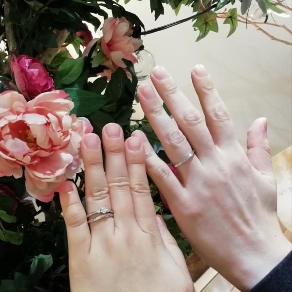 心斎橋なんばで婚約指輪と結婚指輪はガーデン