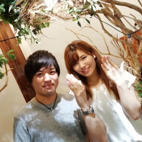 大阪 堺市 結婚指輪