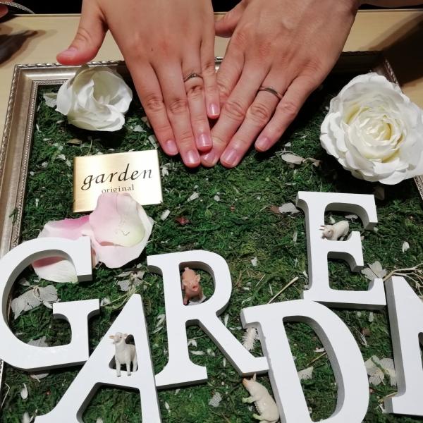 心斎橋 結婚指輪 マリアージュ