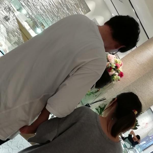 茨木市 ディズニー 結婚指輪