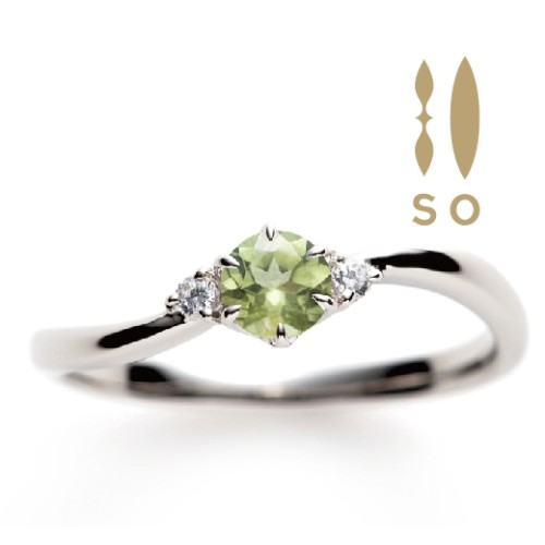 SOの結婚指輪婚約指輪の正規取り扱い店ガーデン心斎橋5