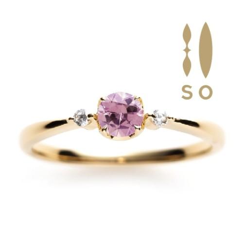 SOの結婚指輪婚約指輪の正規取り扱い店ガーデン心斎橋3