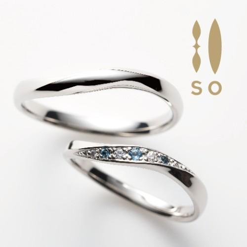 SOの結婚指輪婚約指輪の正規取り扱い店ガーデン心斎橋4