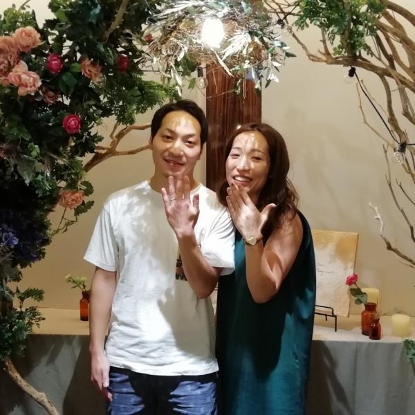 なんば 大阪 結婚指輪