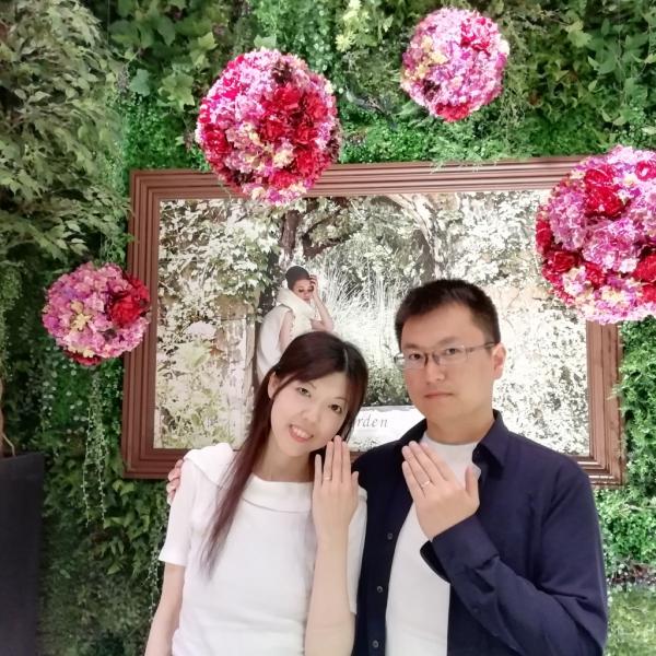 奈良 結婚指輪