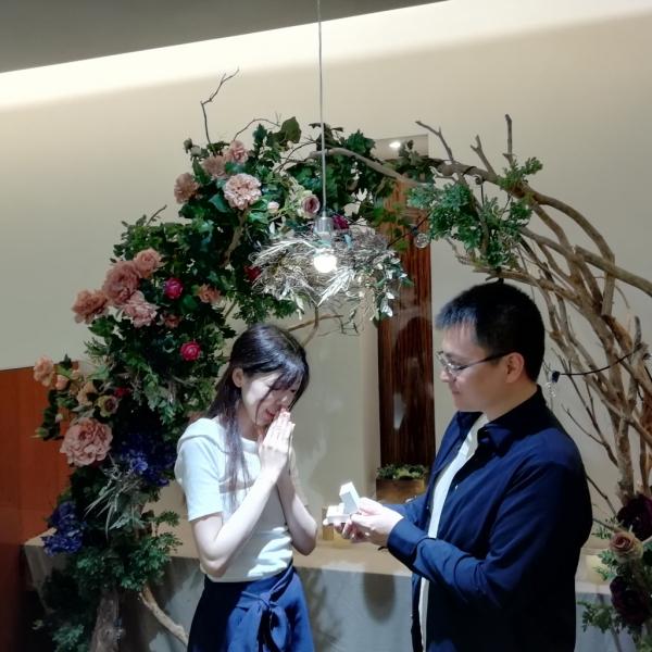 パイロット 婚約指輪 大阪