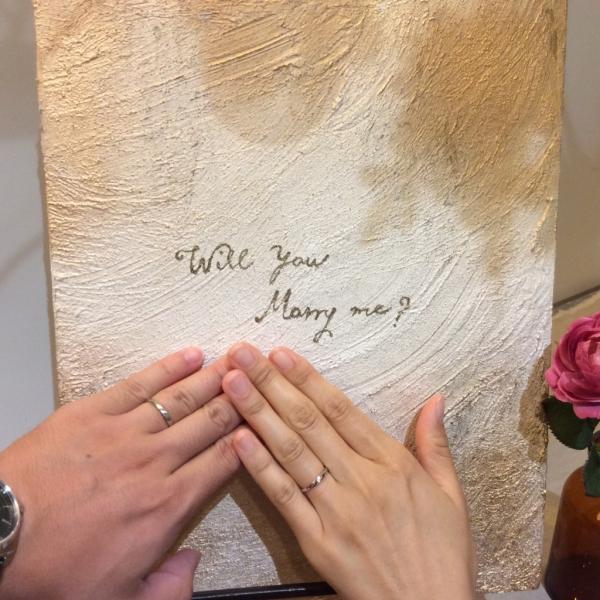 奈良 結婚指輪 パッサージュ