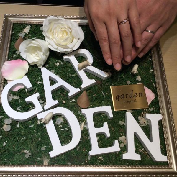 ロゼットRosettEの婚約指輪結婚指輪をご成約の方(大阪市東淀川区)