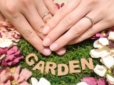 LAPAGEの結婚指輪 大阪府茨木市