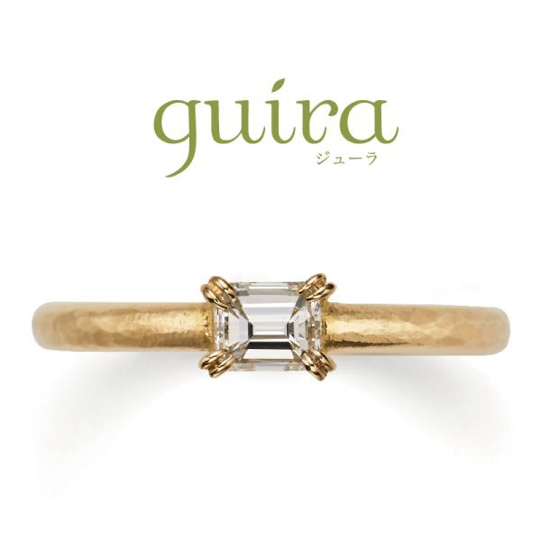 guiraの婚約指輪ベチバー