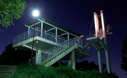 奈良プロポーズ鐘の鳴る展望台