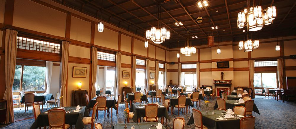 奈良のおすすめプロポーズスポットで奈良ホテル