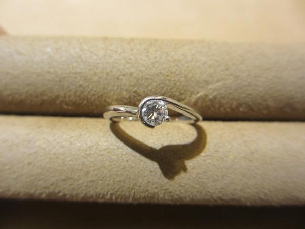 リフォーム前の指輪①