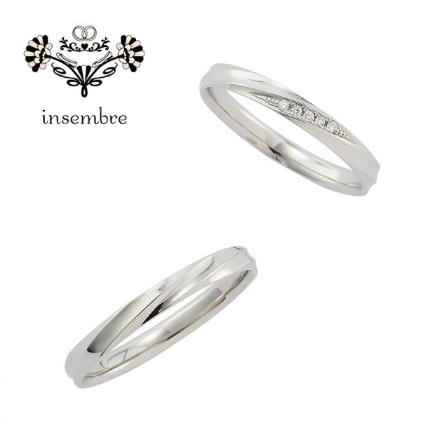 インセンブレ結婚指輪大阪1