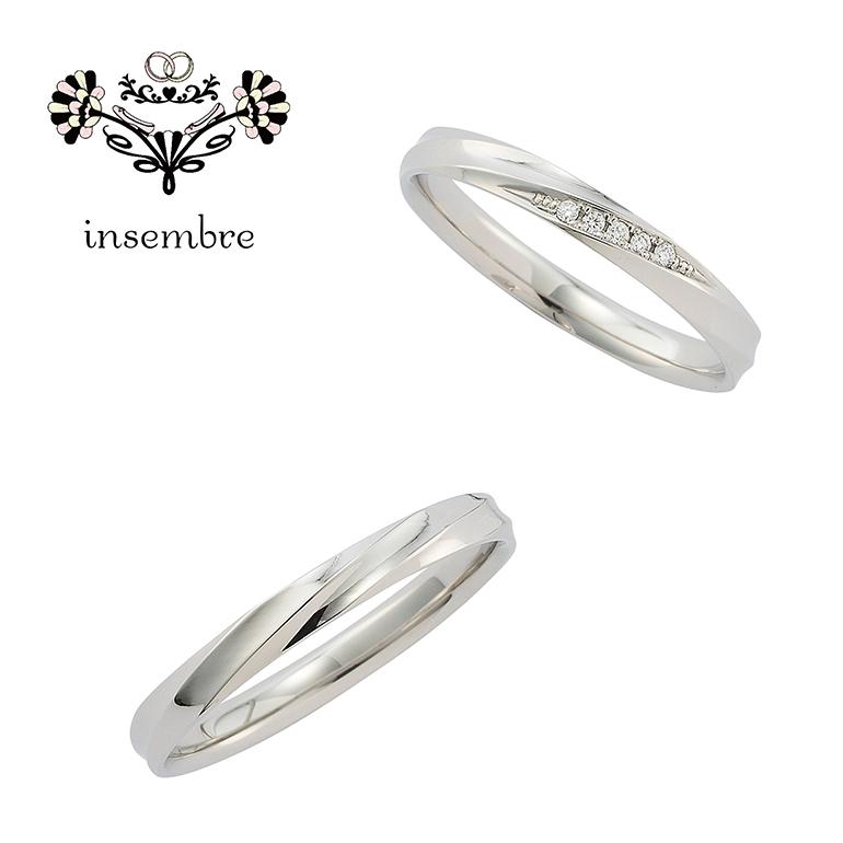 インセンブレ結婚指輪正規取り扱い大阪3