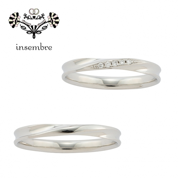 インセンブレ結婚指輪大阪2