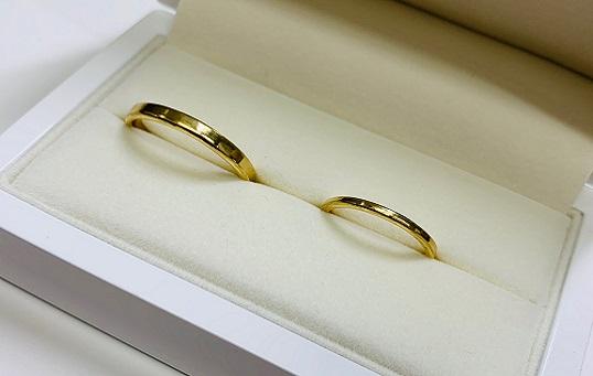 心斎橋なんばで手作り結婚指輪のガーデン心斎橋3