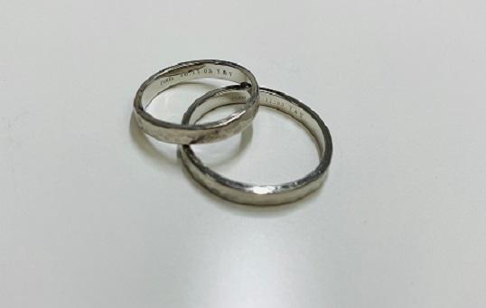 心斎橋なんばで手作り結婚指輪のガーデン心斎橋5