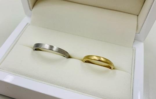 心斎橋なんばで手作り結婚指輪のガーデン心斎橋