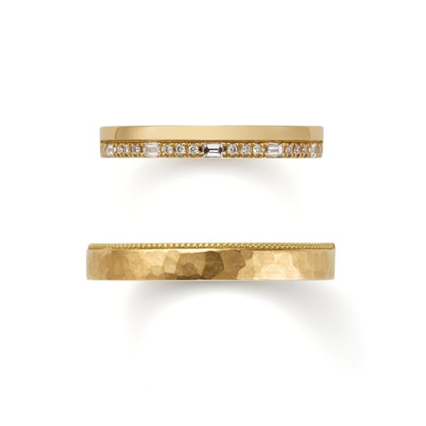 ORECCHIOオレッキオ結婚指輪