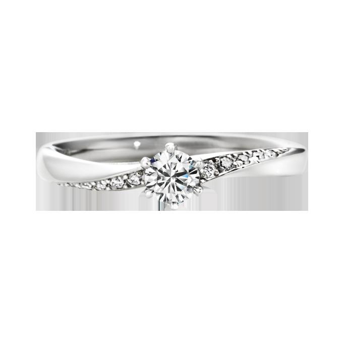 クアンドゥマリアージュ婚約指輪