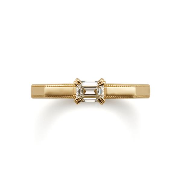 オレッキオ婚約指輪