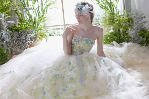 gardenフェスタ ドレス試着