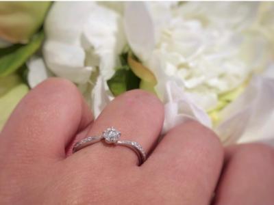 【大阪】Lamuletoの婚約指輪
